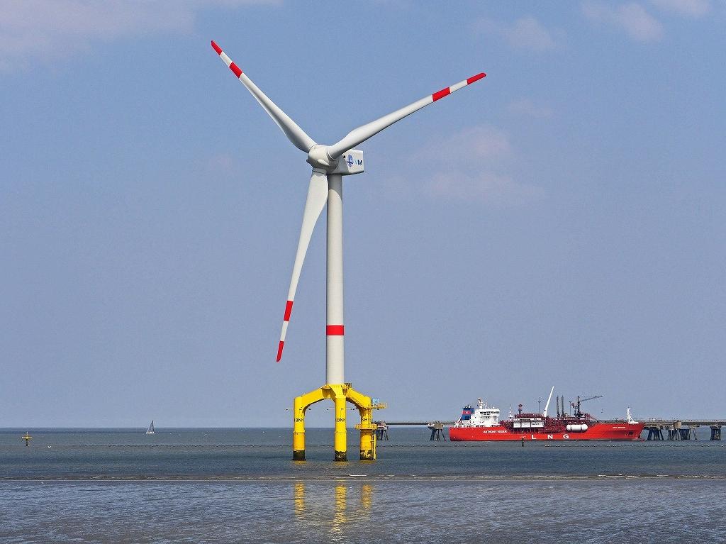 洋上風力発電事業